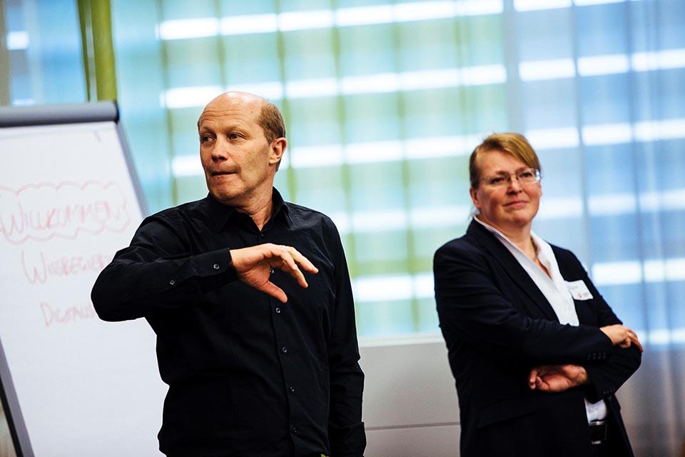 """Instandhaltungskonferenz 2017 - Break Out Session Isopp & Güntner """"Für wissbegierige Digitalisierer"""""""